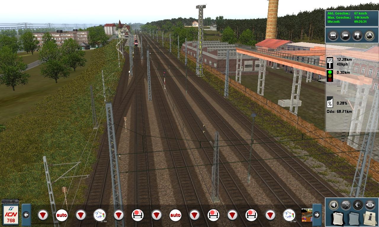 Eisenbahn Wirtschaftssimulation