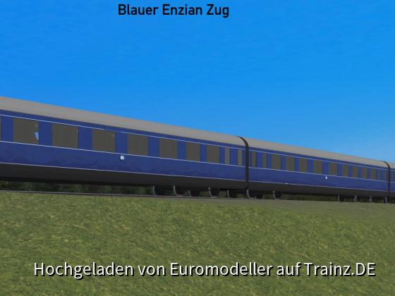Blauer Enzian Zug-1