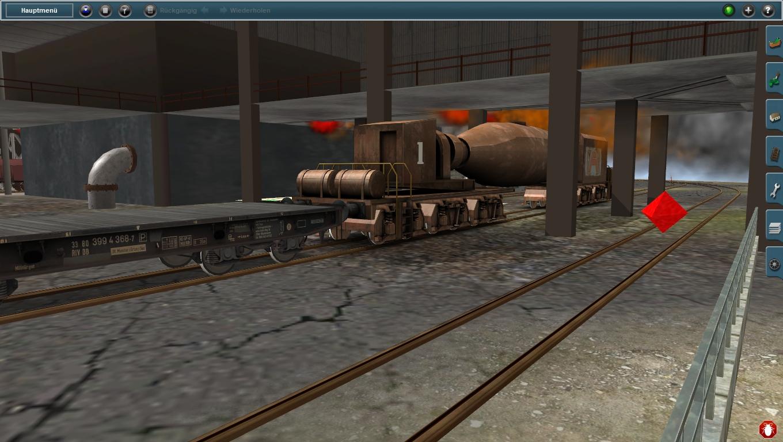 Forsten Stahlbahn on Trainz12