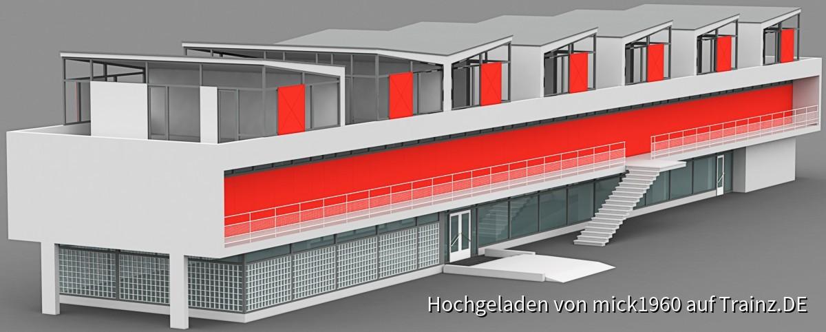 A1 (Haus Baumgarten) Interbau 1957, Objekt Nr. 25