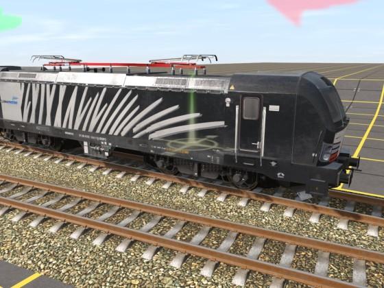 X4E-664 MRCE Lokomotion