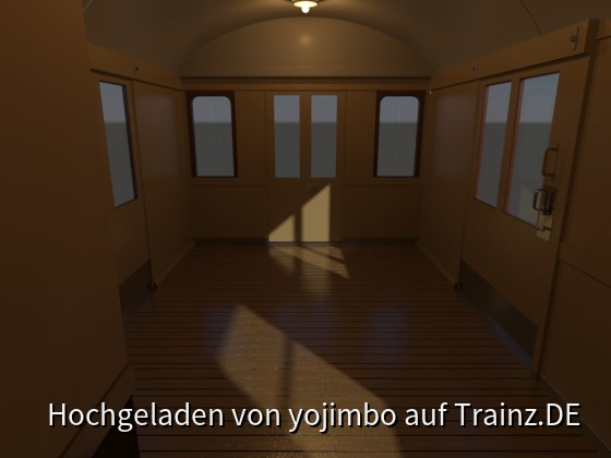 DSB Litra CLe interior
