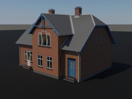 Danish house -  Nygårdsvej 20