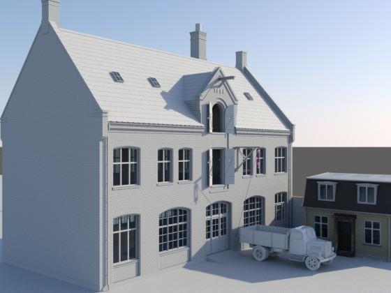 Cupperware factory -  Vesterbrogade 107B, Copenhagen