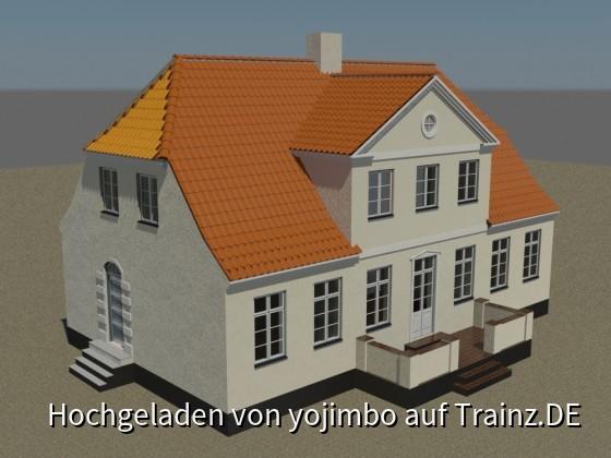 Bedre byggeskik - A house for a horse trader