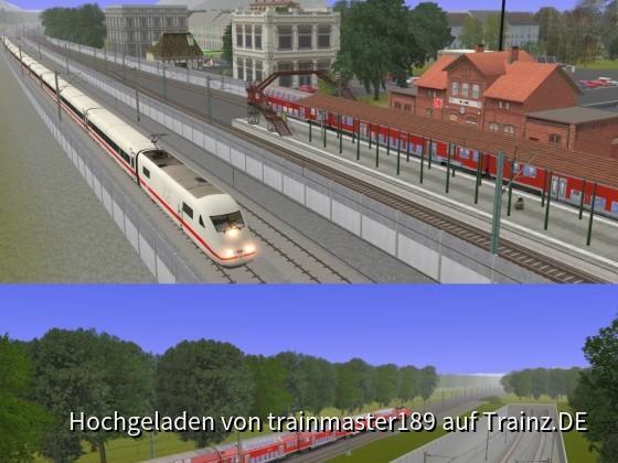 German Railway Trainz Screenshot -Trainmaster189
