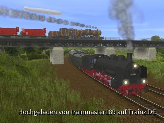 WWII Trainz Pic 1- Trainmaster189