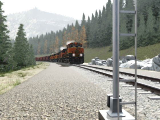 Marias Pass Route