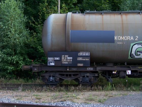 Referenzen Tankwagen Zacs/Zacens/Uacs