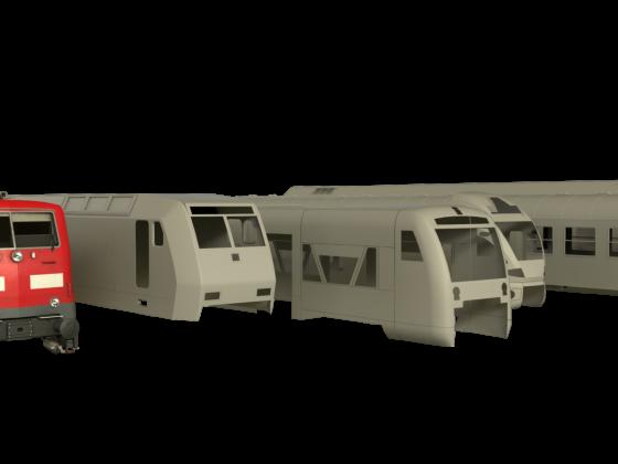 Projekt: DB Regio - Nahverkehr