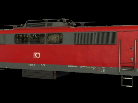 Projekt: DB Regio - Baureihe 111