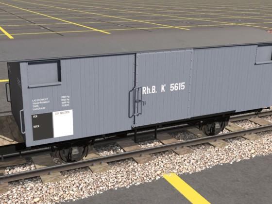 RhB K1 5615