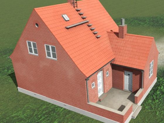MV_Bedre Byggeskik Huse - Danish House Typ K V01 HT