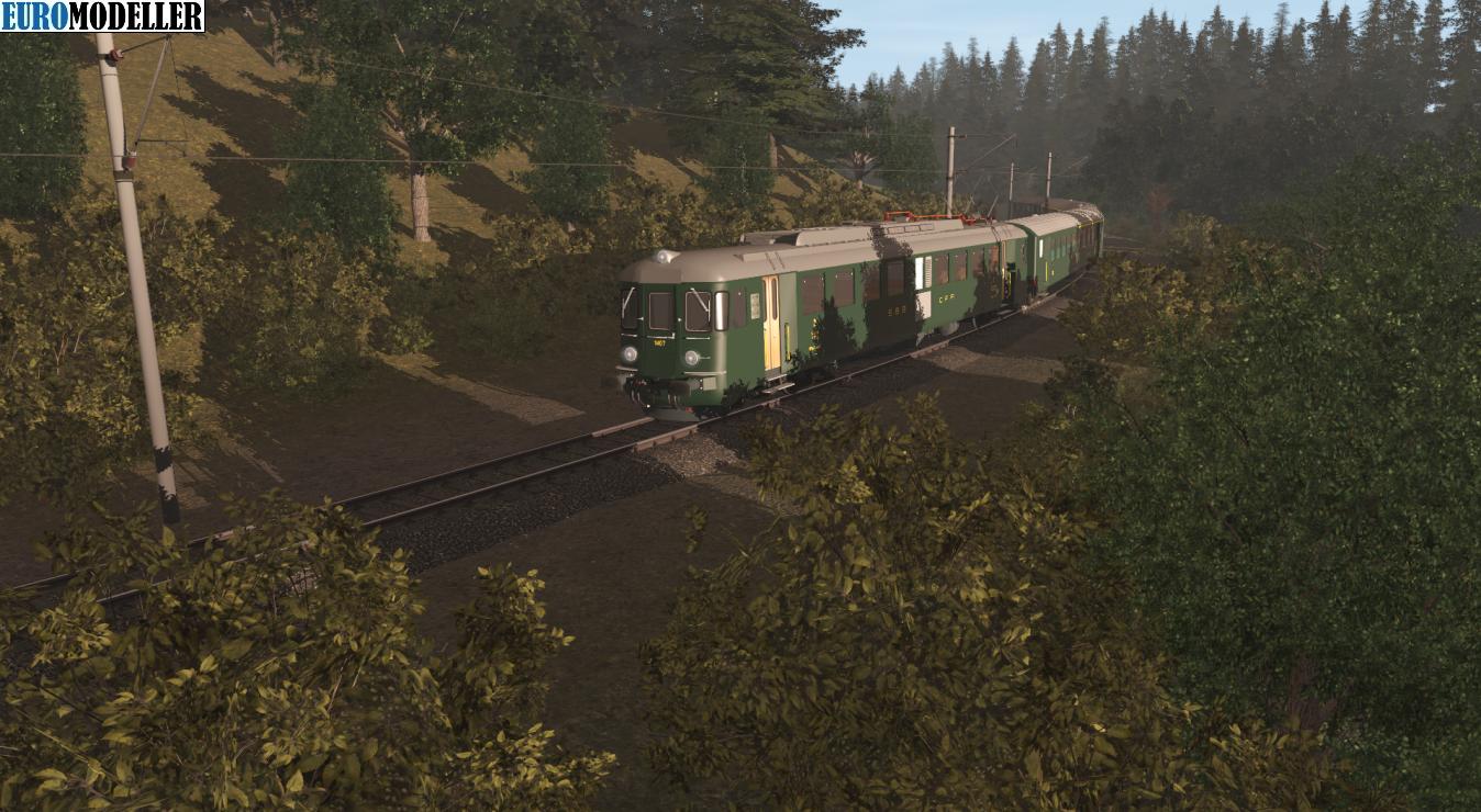 Schweizer Nebenbahn 1
