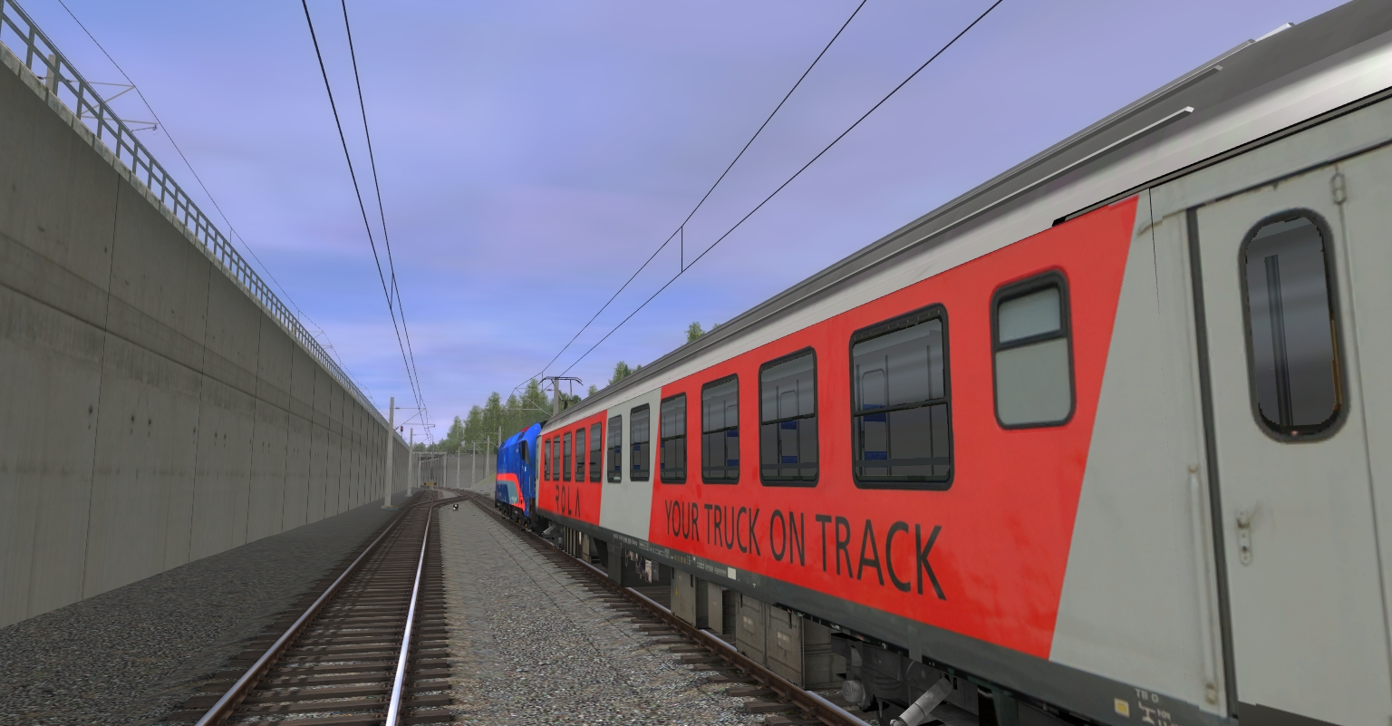 ÖBB rola- Your TRUCK ON TRACK