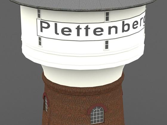 WIP: Wasserturm Plettenberg