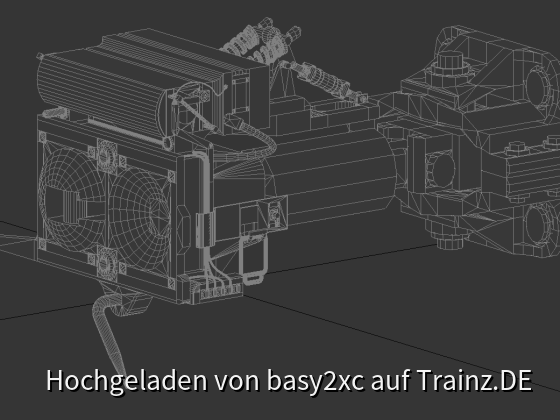 Voith Scharfenbergkupplung Typ 10 (WIP)