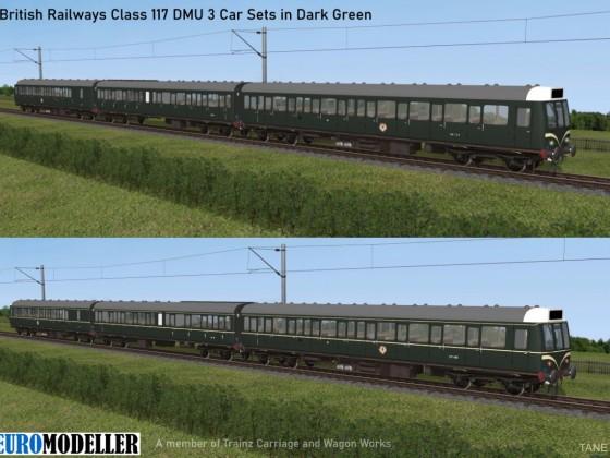 Class 117 Dark Green Promo