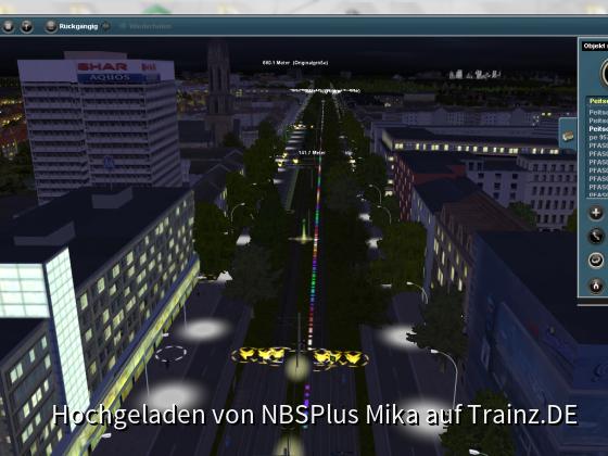 Seestraße @ Night