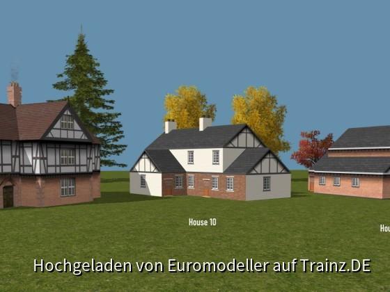 Houses 05 - 10 - 11