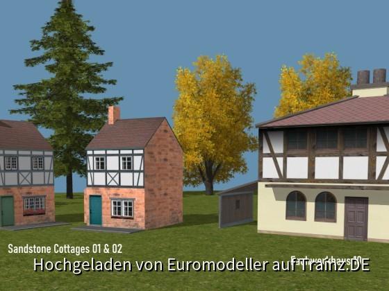 Sandstone Cottages, Fachwerkhaus 10