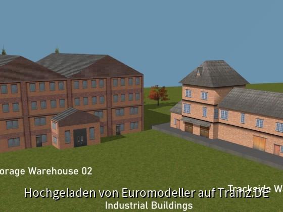 Industrial buildings - Warehouses