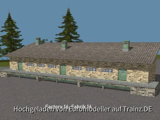 Factory 16, Fabrik 16