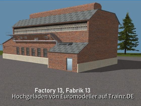 Factory 13, Fabrik 13