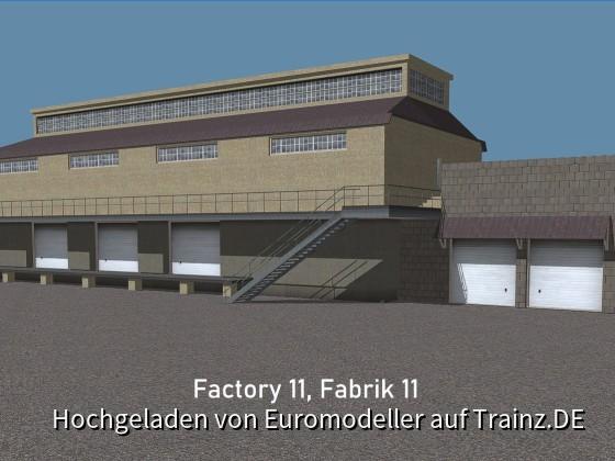 Factory 11, Fabrik 11