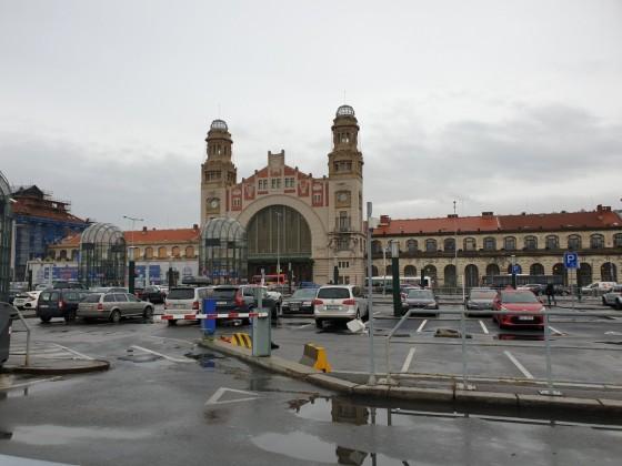 Praha Hauptbahnhof