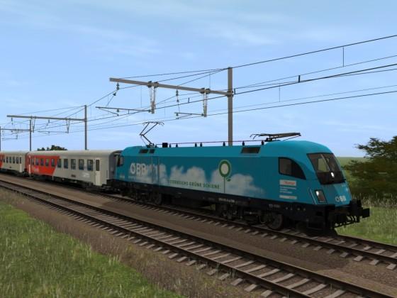 ÖBB 1016 021-6 Kyoto Express überarbeitete Version