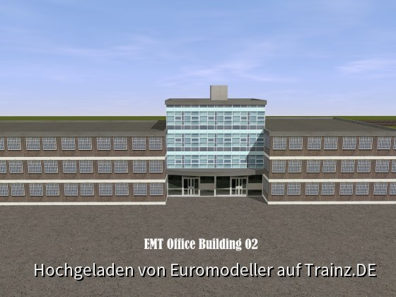 EMT Industrial Building With Office 02-a