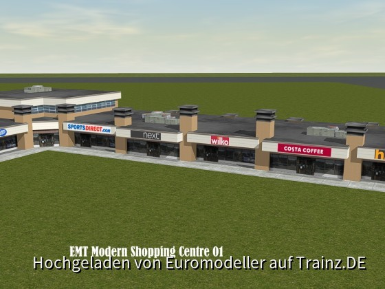EMT Modern Shopping Centre