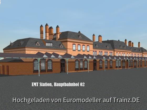 EMT Staion, Hauptbahnhof 02a
