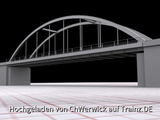 Eisenbahnbrücke in Weimar
