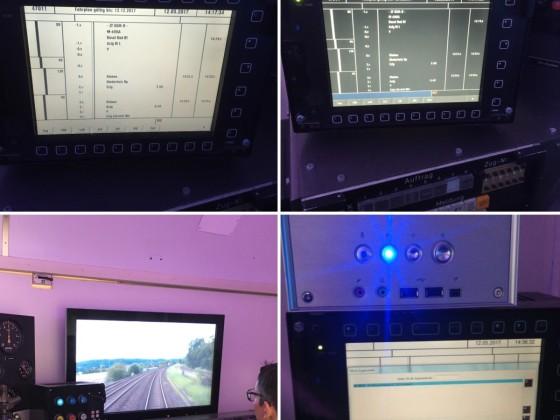 Unser EBuLa läuft im Simulator. Stand-Alone aus dem Hause JTG in Zusammenarbeit mit einem Museum