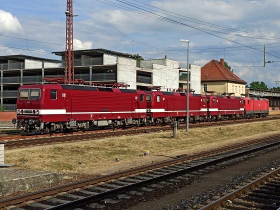 Return of the mighty Reichsbahn?