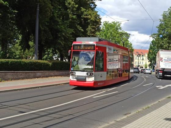 MGT6D in Brandenburg an der Havel