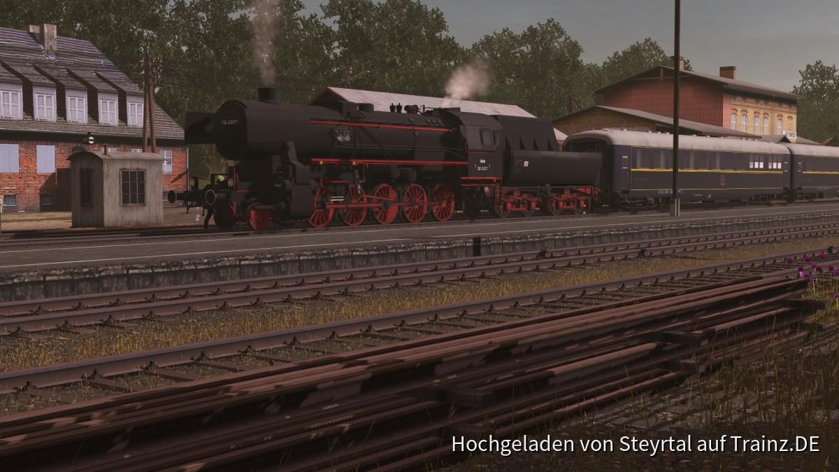 Brenner und Brenner Blue Train