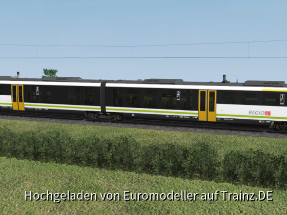 Desiro DB Regio Anaheim (Fiktiv)