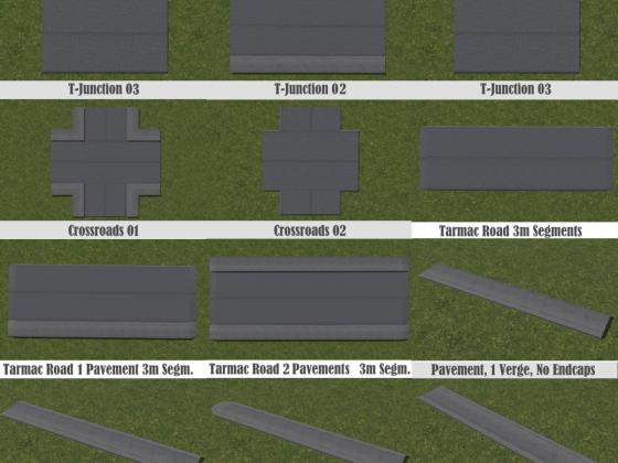 EMT RS5 Road System