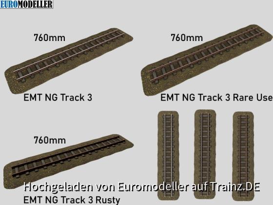 EMT NG Track 3 760mm