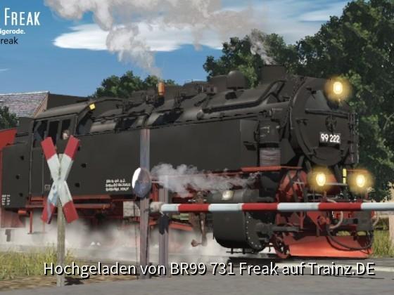 BR99 222 in Wernigerode.