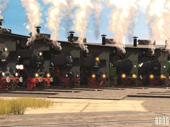 Eisenbahnfest!