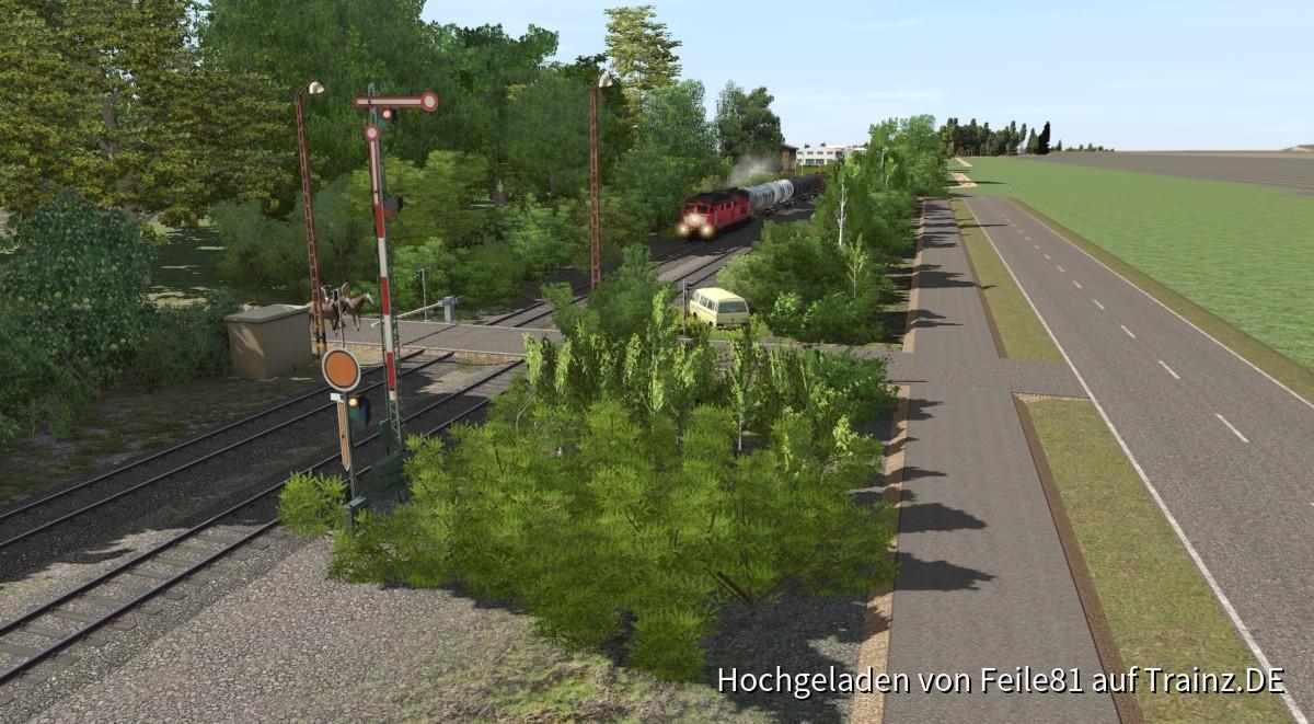 Neue Gleise, neue Signale