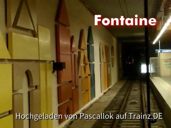 Stadtbahn Charleroi
