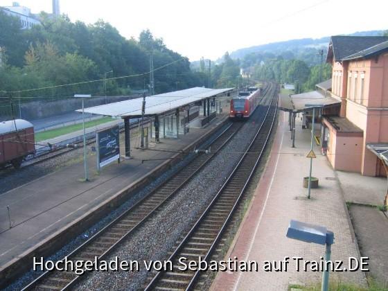 Bahnhof Ottweiler