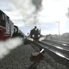 Mögen Sie Dampflokomotiven?
