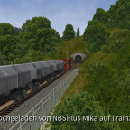 Auf dem Viadukt - einmal Pfeifen bitte!