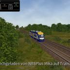 HEX - Harz-Elbe-Express nach Blankenburg